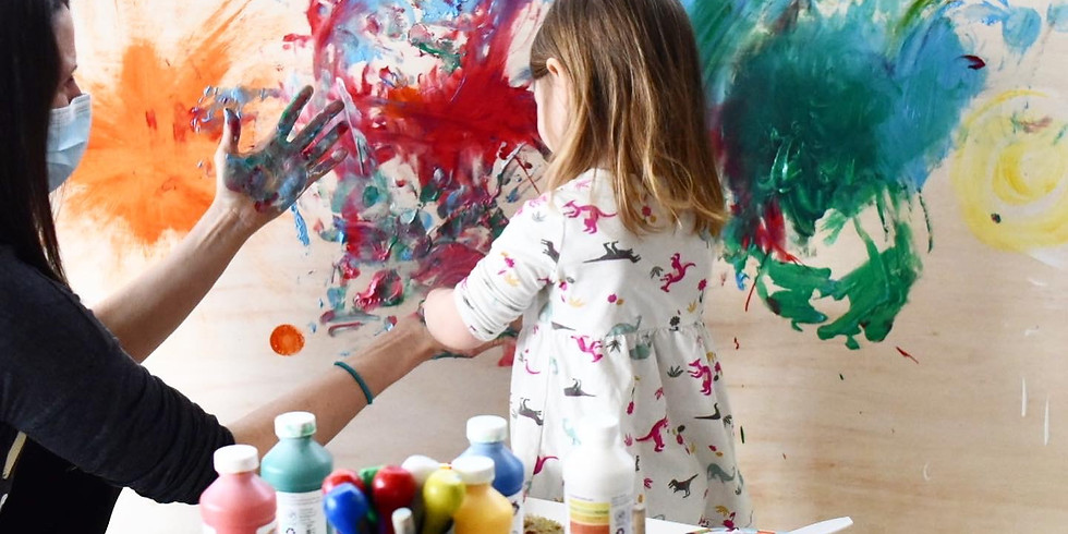 preschool mural 12:00