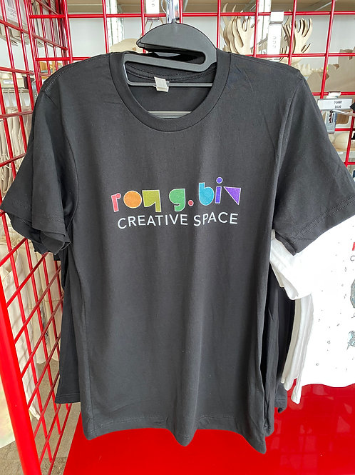 RoyGBiv Creative Space T-shirt