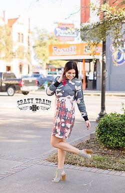 Camo Cool Dress