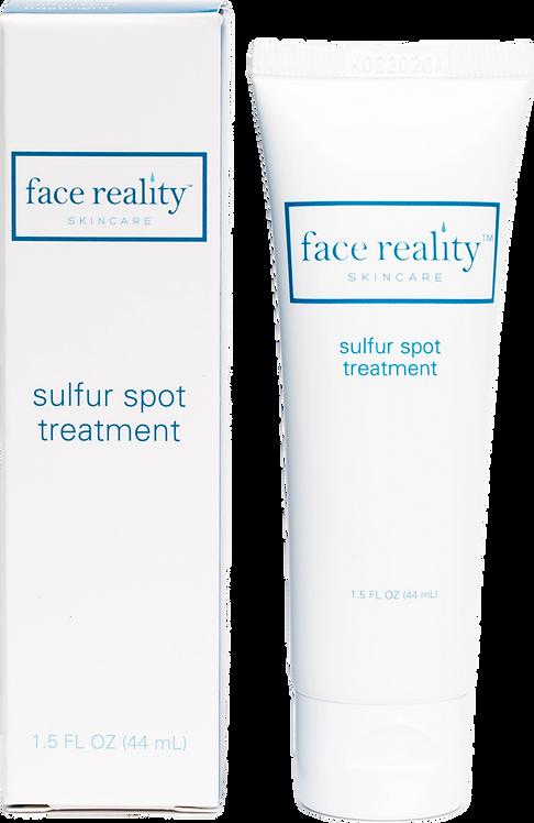 Sulfur Spot Treatment