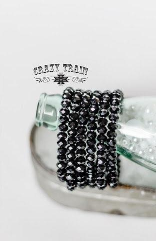 Midnight Black Bracelet