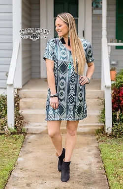 Midnight Howler Sparkle Dress