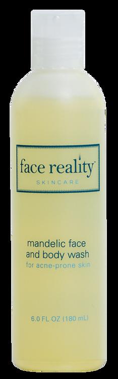 Mandelic Face and Body Wash