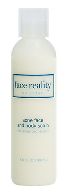 Acne Face and Body Scrub
