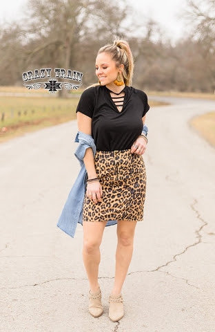 Ally Cat Skirt