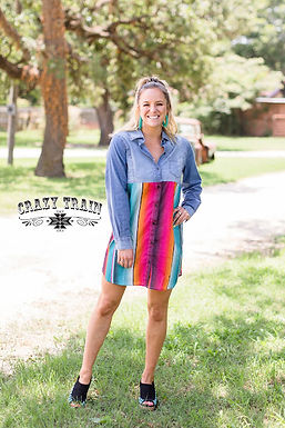 Rodeo Grounds Dress