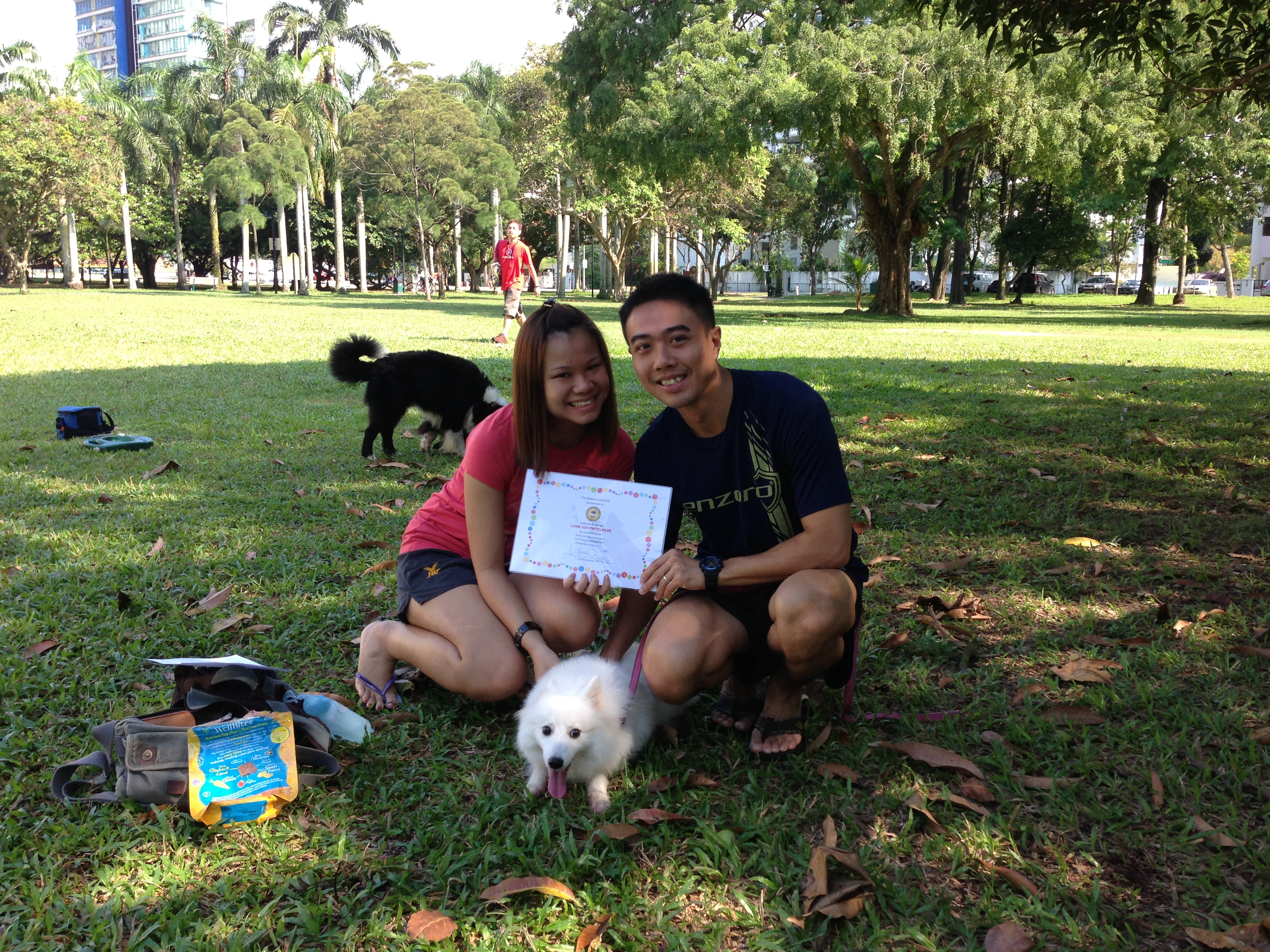 PUPS Obedience Graduates