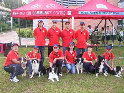 CrazyK9s Team Photo.