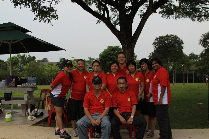 PUPS Agility Team