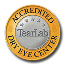 Marion Eye Center in Marion, OH is an Accredited Dry Eye Center of Excellence