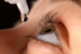 Dry eye treatment artificial tears at Marion Eye Center in Marion, OH