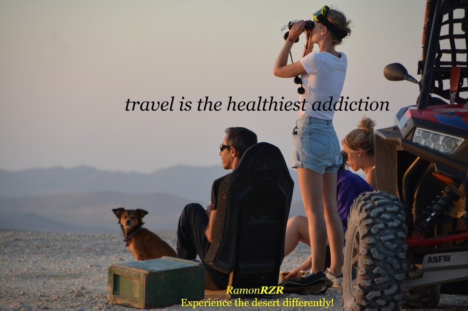 Travel is the healthiest education