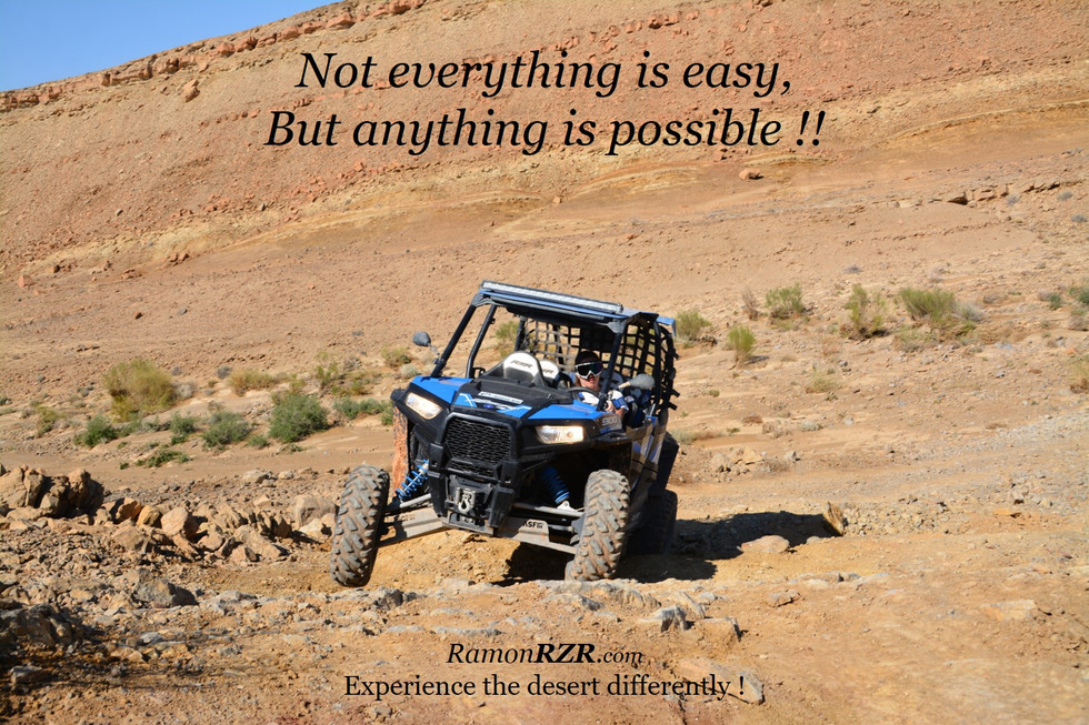 Not everything is easy, But anything is possible !!