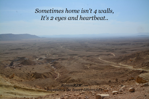 Sometimes home isn't 4 walls, It's 2 eyes and heartbeat..