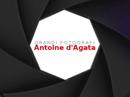 Antoine d'Agata, di Francesco Tadini – grandi fotografi