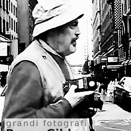 Bruce Gilden, di Francesco Tadini – grandi fotografi