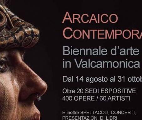 Arcaico Contemporaneo – Biennale d'arte contemporanea in Valcamonica