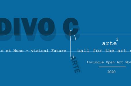 Francesco Tadini e Light's Memory Mostra DIVO C Hic et Nunc - Visioni future