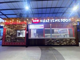 Half Time Food