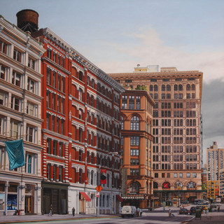 """""""Lafayette and Astor Place - NYC will survive"""""""