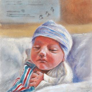 """Baby Brody"""