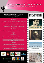 Lusophone Film Fest Sydney - 2nd  Edition
