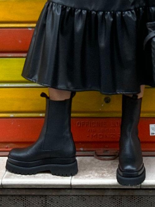 Boot con elastici laterale e doppio fondo  PALOMA BARCELO