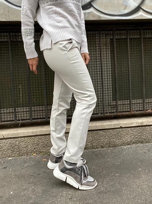 Pantalone in materiale tecnico LORENA ANTONIAZZI