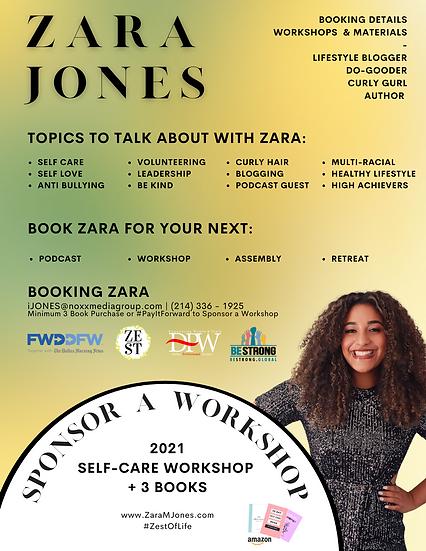 Sponsor a Workshop