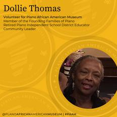 Dollie Thomas