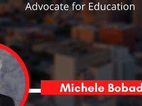 Michele Bobadilla Talks to DPW About Mentorship