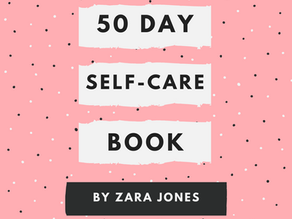 Self-Care Book Sneak Peek