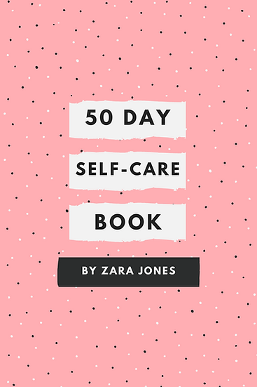 50 Day Self Care Book