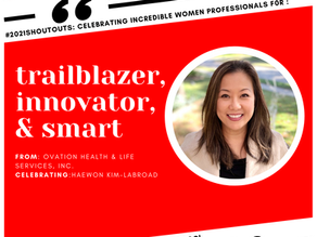 DPW's 2021 Women's Month Celebration Spotlights Haewon Kim-LaBroad