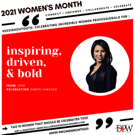 15 Ways to Celebrate Women During Women's History & Empowerment Month!