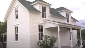 The Front Porch Home in the 1800s & What We Can Learn From the Design and Decor