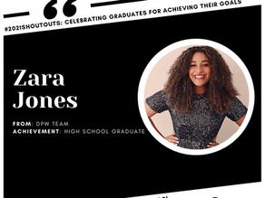Celebrating Graduates With Virtual Shoutouts!