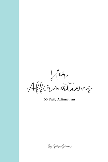 Her Affirmations: 50 Daily Affirmations