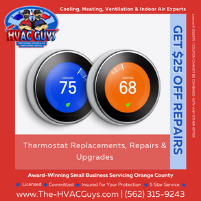 Stay Warm During Cool Nights, Trust The HVAC Guys with Your Heating System Solutions