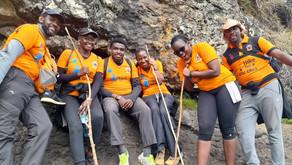 International Menstrual Hygiene Day (2021) - Hike For the Girl - Child