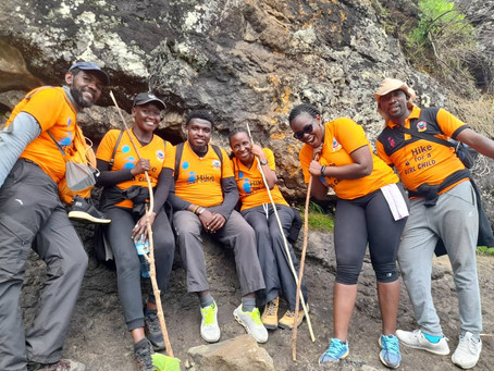 Hike For A Girl-Child