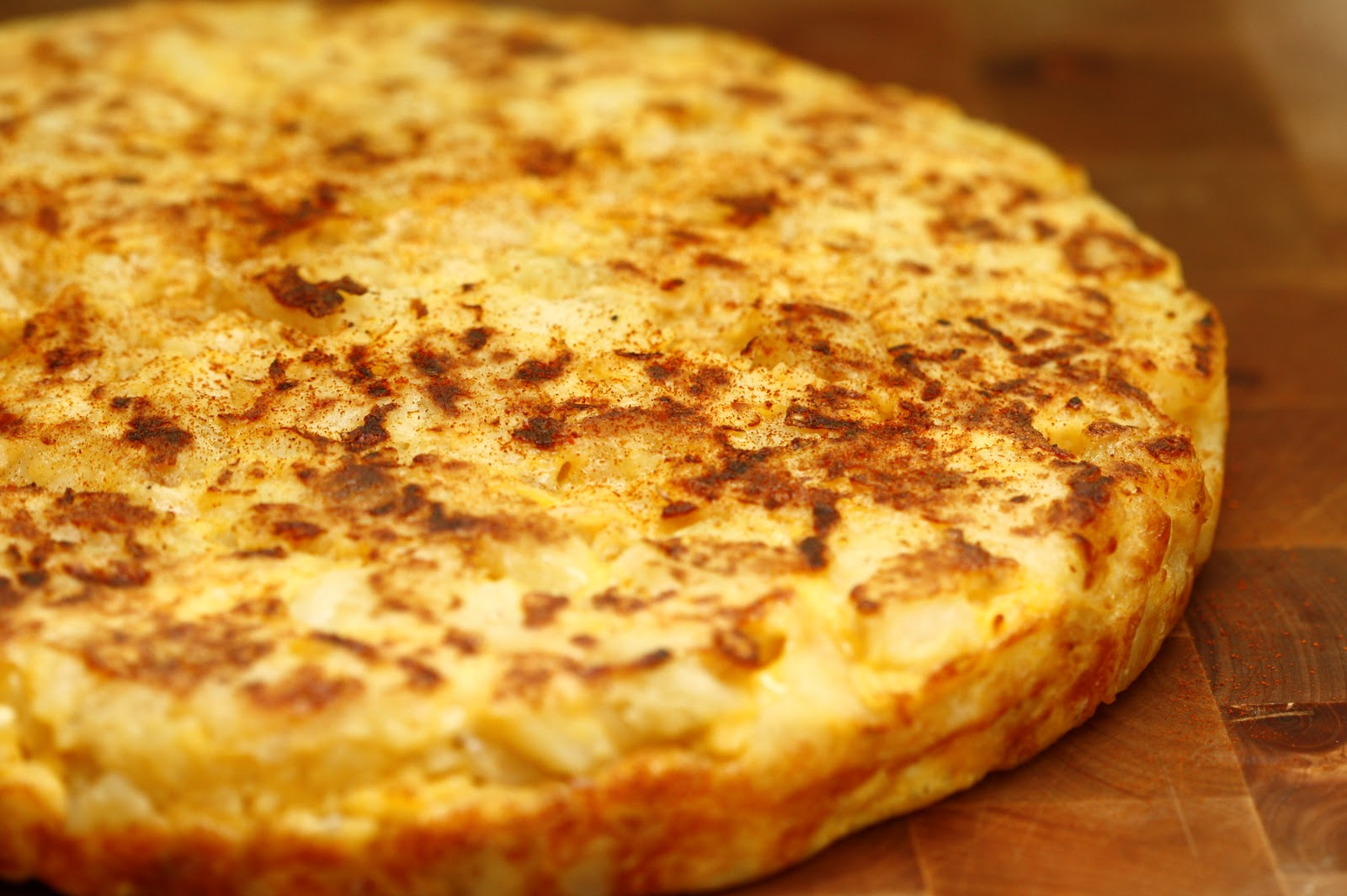 Tortilla de Papas