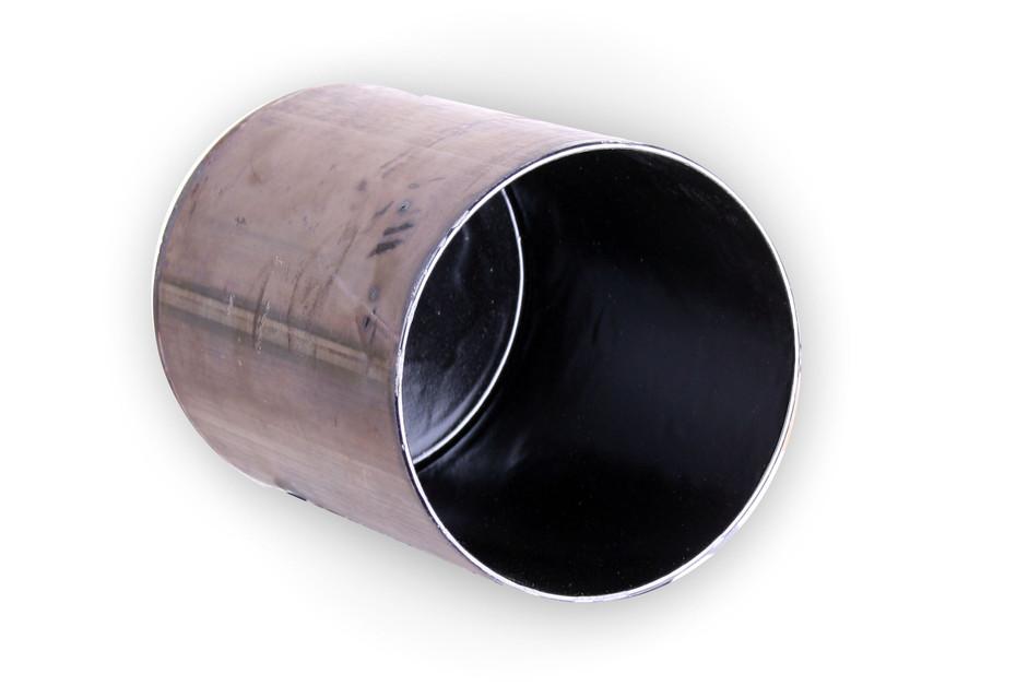 Emaillierung von Edelstahl-Rohr