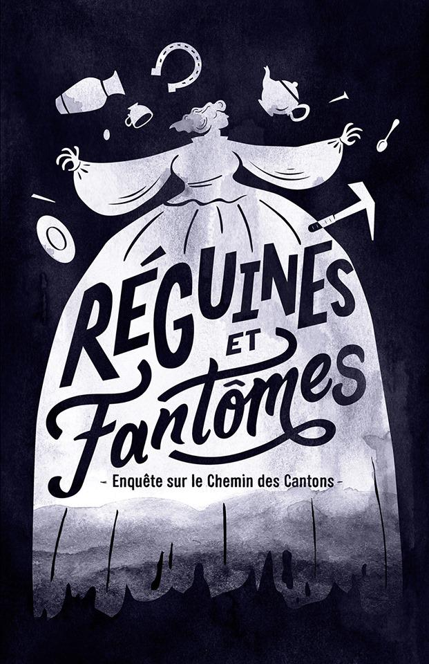 Réguines et Fantômes