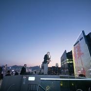 HK Skyline - Red Sugar