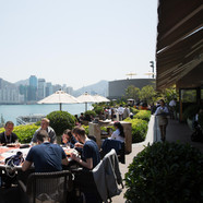 Lunch Break at Big Bay Café