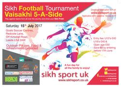 Vaisakhi 2017 Tournament