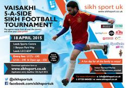Vaisakhi Tournament 2015