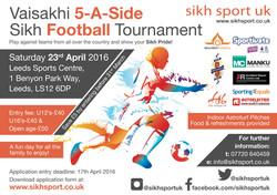 2016 Vaisakhi Tournament