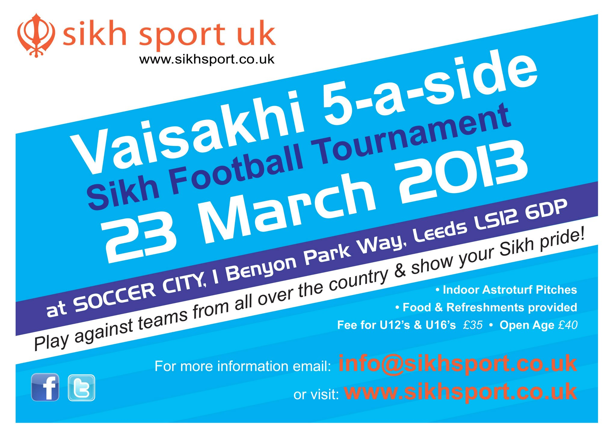 2013 Vaisakhi Tournament